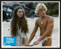 "The Blue Lagoon (Columbia, 1980). Lobby Card Set of 8 (11"" X 14""). Adventure. ... (Total: 8 Items)"