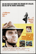 "Movie Posters:Elvis Presley, Charro! (National General, 1969). One Sheet (27"" X 41""). Elvis Presley.. ..."