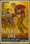 """Movie Posters:Western, Guns of Nevada (IFISA, 1964). Argentinean Poster (29"""" X 43""""). Western.. ..."""