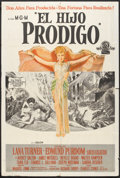"""Movie Posters:Drama, The Prodigal (MGM, 1955). Argentinean Poster (29"""" X 43""""). Drama.. ..."""