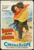 """Movie Posters:Drama, The View From Pompey's Head (20th Century Fox, 1955). Argentinean Poster (29"""" X 43""""). Drama.. ..."""