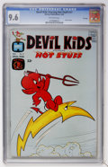 Silver Age (1956-1969):Humor, Devil Kids #17 File Copy (Harvey, 1965) CGC NM+ 9.6 Off-white pages....