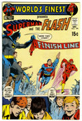 Bronze Age (1970-1979):Superhero, World's Finest Comics #199 (DC, 1970) Condition: VF+....
