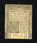 Colonial Notes:Connecticut, Connecticut June 19, 1776 9d Uncancelled Very Choice New....