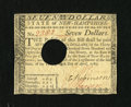 Colonial Notes:New Hampshire, New Hampshire April 29, 1780 $7 About New....
