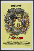 """Movie Posters:Sexploitation, High School Lot (Various, 1970s - 80s). One Sheets (5) (27"""" X 41"""").Comedy. """"Hog Wild,"""" (AVCO, 1980), """"Hollywood High,"""" (PPP... (Total:5)"""