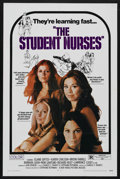 "Movie Posters:Bad Girl, Sexploitation Lot (Various, 1970s). One Sheets (4) (27"" X 41"").Sexploitation. ""The Student Nurses,"" (New World Pictures, 19...(Total: 4)"