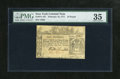 Colonial Notes:New York, New York February 16, 1771 L10 PMG Choice Very Fine 35....