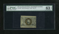 Fractional Currency:Second Issue, Fr. 1246 10c Second Issue PMG Choice Uncirculated 63 EPQ....