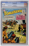 Golden Age (1938-1955):Adventure, Tomahawk #36 (DC, 1955) CGC VF+ 8.5 Cream to off-white pages....