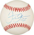 Autographs:Baseballs, Frank Thomas Single Signed Baseball. ...
