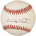 Autographs:Baseballs, Gary Sheffield Single Signed Baseball. ...