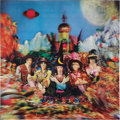 Music Memorabilia:Memorabilia, Rolling Stones Their Satanic Majesties Request Lenticulars.... (Total: 20 )