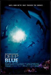 "Deep Blue Lot (Miramax, 2005). One Sheets (2) (27"" X 40"") SS. Documentary. ... (Total: 2 Items)"