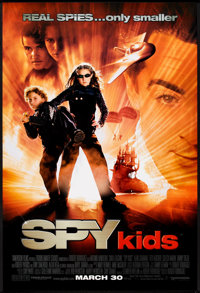 "Spy Kids Lot (Miramax, 2001). One Sheets (2) (27"" X 40"") SS Advance and Regular. Adventure. ... (Total: 2 Item..."