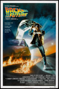"Movie Posters:Science Fiction, Back to the Future (Universal, 1985). One Sheet (27"" X 41""). Science Fiction.. ..."