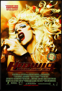 """Hedwig and the Angry Inch (Fine Line Features, 2001). One Sheet (27"""" X 40"""") SS. Musical"""