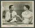 "Movie Posters:Comedy, The Apartment (United Artists, 1960). Stills (2) (8"" X 10""). Comedy.. ... (Total: 2 Items)"