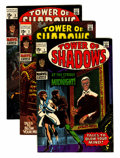 Silver Age (1956-1969):Horror, Tower of Shadows #1-9 Group (Marvel, 1969-71) Condition: AverageVF.... (Total: 10 Comic Books)
