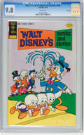 Bronze Age (1970-1979):Cartoon Character, Walt Disney's Comics and Stories #432 File Copy (Gold Key, 1976)CGC NM/MT 9.8 White pages....