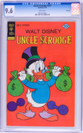 Bronze Age (1970-1979):Cartoon Character, Uncle Scrooge #137 File Copy (Gold Key, 1977) CGC NM+ 9.6 Whitepages....