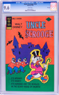 Bronze Age (1970-1979):Cartoon Character, Uncle Scrooge #129 File Copy (Gold Key, 1976) CGC NM+ 9.6 Whitepages....