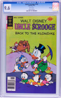 Bronze Age (1970-1979):Cartoon Character, Uncle Scrooge #142 File Copy (Gold Key, 1977) CGC NM+ 9.6 White pages....