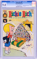 Bronze Age (1970-1979):Humor, Richie Rich #93 File Copy (Harvey, 1970) CGC NM/MT 9.8 Off-white to white pages....