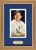 Baseball Collectibles:Photos, Circa 1947 Mel Ott Signed Photograph....