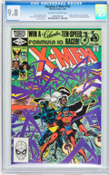 Modern Age (1980-Present):Superhero, X-Men #154-156 CGC-Graded Group (Marvel, 1982) CGC NM/MT 9.8Off-white to white pages.... (Total: 3 Comic Books)