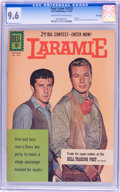 Silver Age (1956-1969):Western, Four Color #1223 Laramie - File Copy (Dell, 1961) CGC NM+ 9.6Off-white to white pages....