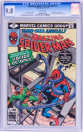 Modern Age (1980-Present):Superhero, The Amazing Spider-Man Annual #13-16 CGC-Graded Group (Marvel,1979-82) Condition: CGC NM/MT 9.8.... (Total: 4 Comic Books)