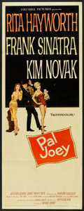 """Movie Posters:Musical, Pal Joey (Columbia, 1957). Insert (14"""" X 36""""). Musical.. ..."""