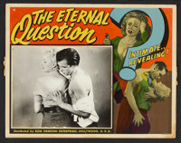 "The Eternal Question Lot (Ormond, 1956). Lobby Cards (4) (11"" X 14"") and Stills (7) (8"" X 10""). Thri..."