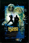 """Movie Posters:Science Fiction, Return of the Jedi (20th Century Fox, R-1997). Special Edition One Sheet (27"""" X 41"""") DS Advance. Style D. Science Fiction.. ..."""