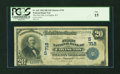 National Bank Notes:Kentucky, Covington, KY - $20 1902 Date Back Fr. 642 The First NB Ch. # (S)718. ...