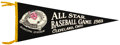 Baseball Collectibles:Others, 1963 Baseball All-Star Game Pennant. ...