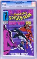 Modern Age (1980-Present):Superhero, The Amazing Spider-Man #288-290 CGC-Graded Group (Marvel, 1987)Condition: CGC NM/MT 9.8.... (Total: 3 Comic Books)