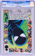 Modern Age (1980-Present):Superhero, The Amazing Spider-Man #282-284 CGC-Graded Group (Marvel, 1986-87)Condition: CGC NM/MT 9.8.... (Total: 3 Comic Books)