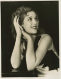 """Movie Posters:Miscellaneous, Loretta Young by Elmer Fryer (First National, Early 1930s). Portrait (11"""" X 14"""").. ..."""