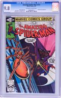 Modern Age (1980-Present):Superhero, The Amazing Spider-Man #213-215 CGC-Graded Group (Marvel, 1981)Condition: CGC NM/MT 9.8.... (Total: 3 Comic Books)