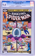 Modern Age (1980-Present):Superhero, The Amazing Spider-Man #199, 203, and 204 CGC-Graded Group (Marvel,1979-80) Condition: CGC NM/MT 9.8.... (Total: 3 Comic Books)