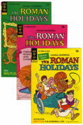 Bronze Age (1970-1979):Cartoon Character, The Roman Holidays #1-4 File Copies Group (Gold Key, 1973)Condition: Average VF/NM.... (Total: 4 Comic Books)