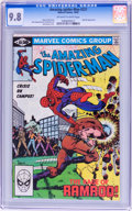 Modern Age (1980-Present):Superhero, The Amazing Spider-Man #221-224 CGC-Graded Group (Marvel, 1981-82)Condition: CGC NM/MT 9.8.... (Total: 4 Comic Books)
