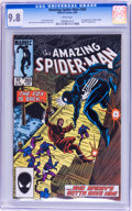 Modern Age (1980-Present):Superhero, The Amazing Spider-Man #265-267 CGC-Graded Group (Marvel, 1985)Condition: CGC NM/MT 9.8.... (Total: 3 Comic Books)