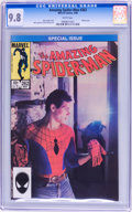 Modern Age (1980-Present):Superhero, The Amazing Spider-Man #262-264 CGC-Graded Group (Marvel, 1985)Condition: CGC NM/MT 9.8.... (Total: 3 Comic Books)