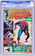 Modern Age (1980-Present):Superhero, The Amazing Spider-Man #259-261 CGC-Graded Group (Marvel, 1984-85)Condition: CGC NM/MT 9.8.... (Total: 3 Comic Books)