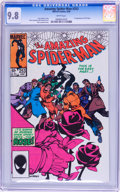 Modern Age (1980-Present):Superhero, The Amazing Spider-Man #253-255 CGC-Graded Group (Marvel, 1984)Condition: CGC NM/MT 9.8.... (Total: 3 Comic Books)