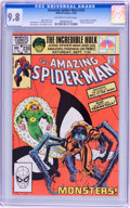 Modern Age (1980-Present):Superhero, The Amazing Spider-Man #235-237 CGC-Slabbed Group (Marvel, 1982-83)Condition: CGC NM/MT 9.8.... (Total: 3 Comic Books)