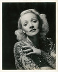 """Movie Posters:Fantasy, Marlene Dietrich in """"Kismet"""" by Clarence Sinclair Bull (MGM, 1944).Portrait (8"""" X 10"""").. ..."""